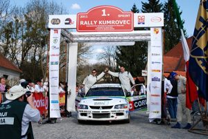 1. Sprint Rally Kumrovec 2011.