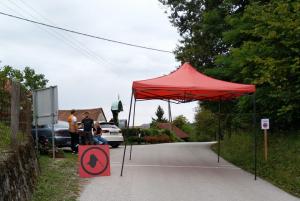 Brzinski ispit Zagorska Sela - Start